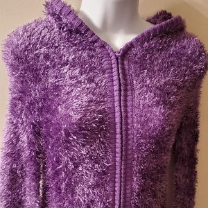 Justice Fuzzy Hoodie